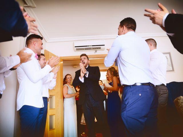 La boda de Juan Carlos y Elena en Plasencia, Cáceres 39