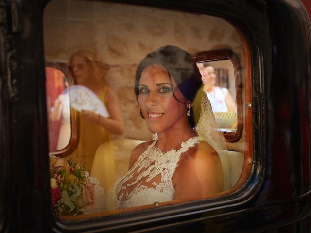 La boda de Juan Carlos y Elena en Plasencia, Cáceres 41