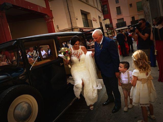La boda de Juan Carlos y Elena en Plasencia, Cáceres 43