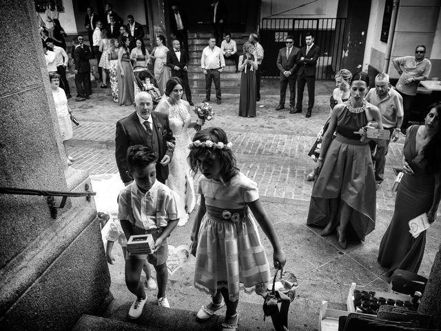 La boda de Juan Carlos y Elena en Plasencia, Cáceres 44