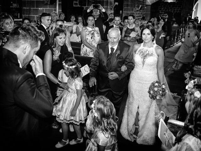 La boda de Juan Carlos y Elena en Plasencia, Cáceres 46