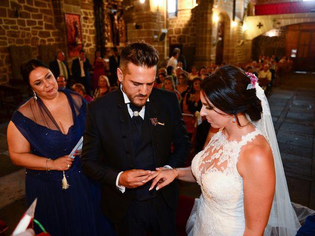 La boda de Juan Carlos y Elena en Plasencia, Cáceres 48