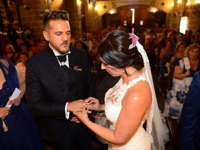La boda de Juan Carlos y Elena en Plasencia, Cáceres 49