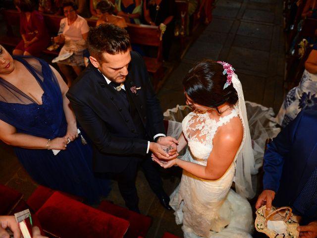 La boda de Juan Carlos y Elena en Plasencia, Cáceres 50