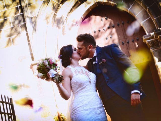 La boda de Juan Carlos y Elena en Plasencia, Cáceres 51