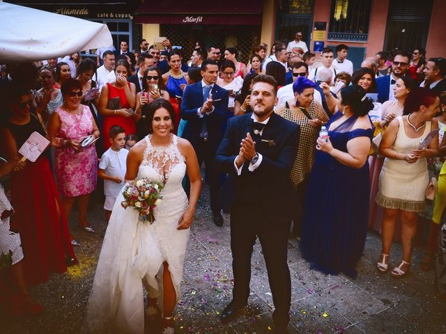 La boda de Juan Carlos y Elena en Plasencia, Cáceres 52