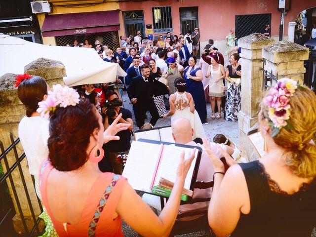 La boda de Juan Carlos y Elena en Plasencia, Cáceres 53