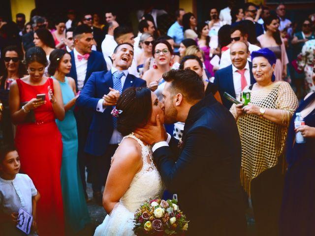 La boda de Juan Carlos y Elena en Plasencia, Cáceres 54