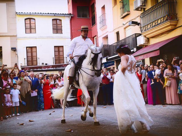La boda de Juan Carlos y Elena en Plasencia, Cáceres 57
