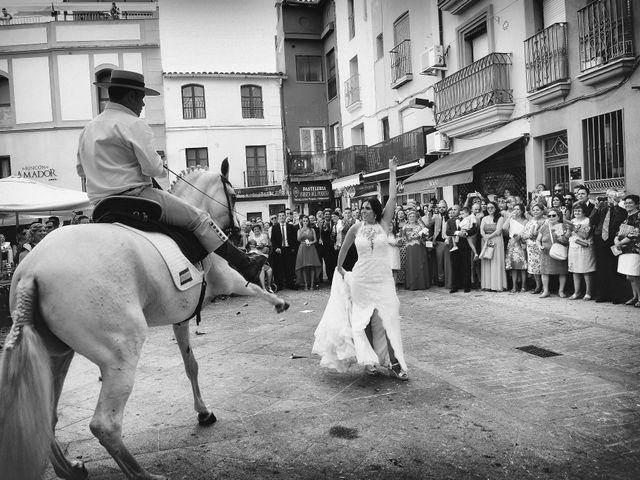 La boda de Juan Carlos y Elena en Plasencia, Cáceres 59