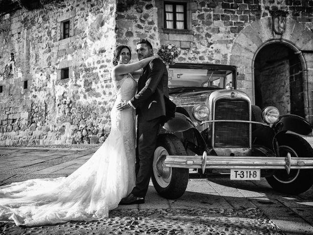 La boda de Juan Carlos y Elena en Plasencia, Cáceres 64