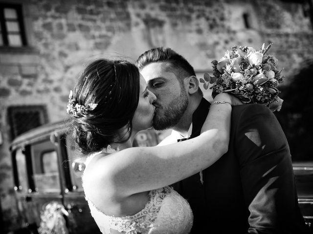 La boda de Juan Carlos y Elena en Plasencia, Cáceres 65