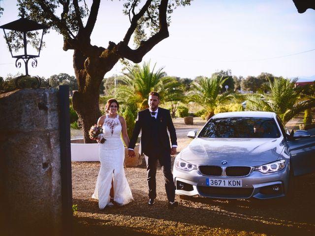 La boda de Juan Carlos y Elena en Plasencia, Cáceres 67