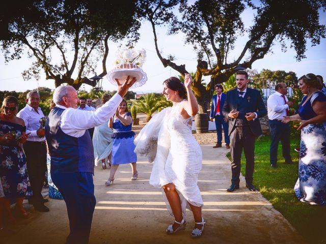 La boda de Juan Carlos y Elena en Plasencia, Cáceres 68