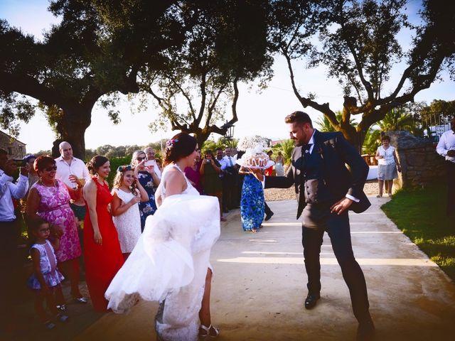 La boda de Juan Carlos y Elena en Plasencia, Cáceres 69