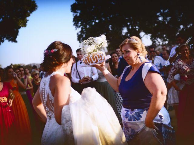 La boda de Juan Carlos y Elena en Plasencia, Cáceres 70