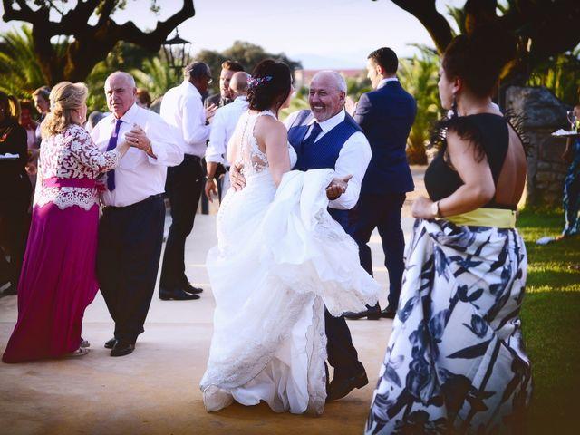 La boda de Juan Carlos y Elena en Plasencia, Cáceres 71