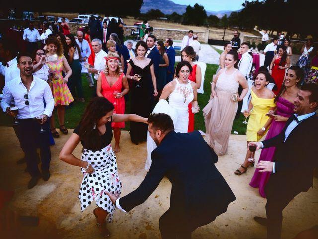 La boda de Juan Carlos y Elena en Plasencia, Cáceres 75