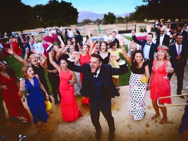 La boda de Juan Carlos y Elena en Plasencia, Cáceres 76