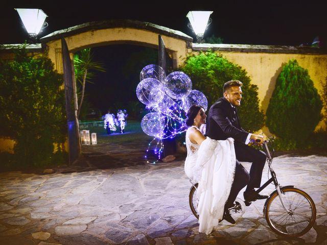 La boda de Juan Carlos y Elena en Plasencia, Cáceres 77