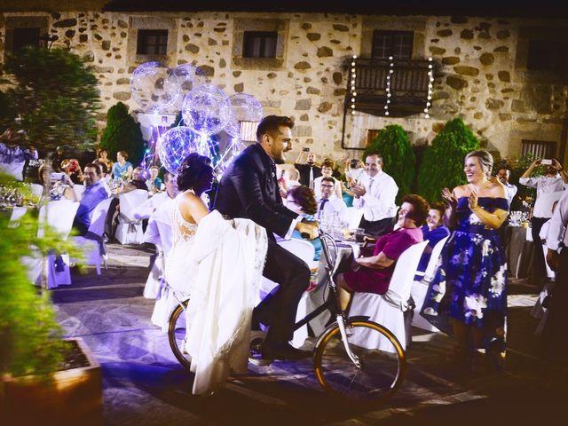 La boda de Juan Carlos y Elena en Plasencia, Cáceres 78