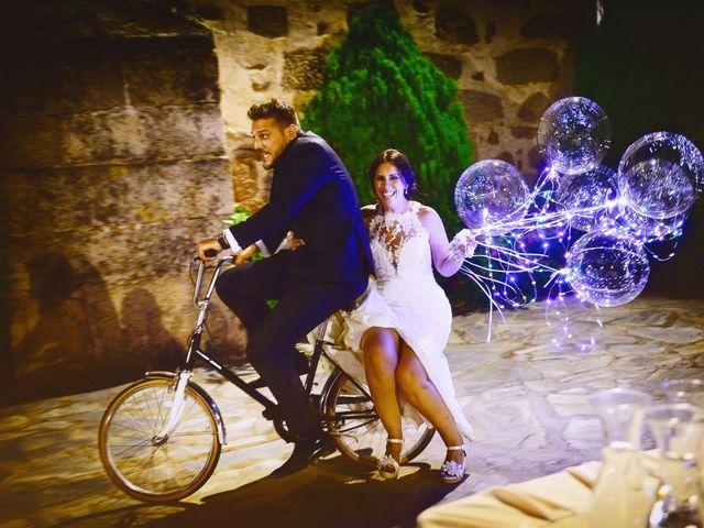 La boda de Juan Carlos y Elena en Plasencia, Cáceres 79