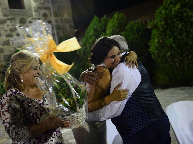 La boda de Juan Carlos y Elena en Plasencia, Cáceres 84
