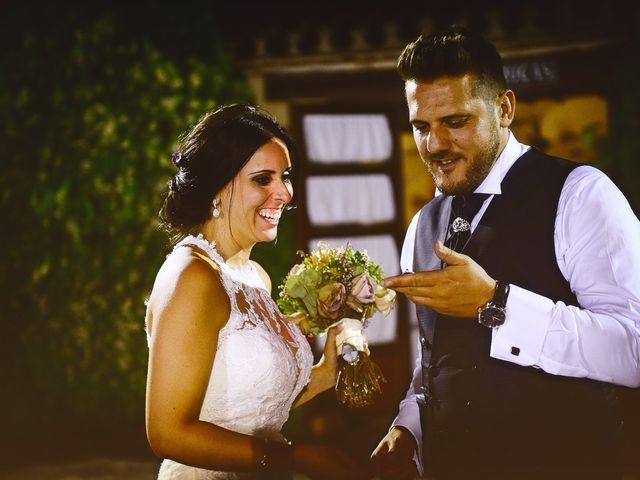 La boda de Juan Carlos y Elena en Plasencia, Cáceres 87