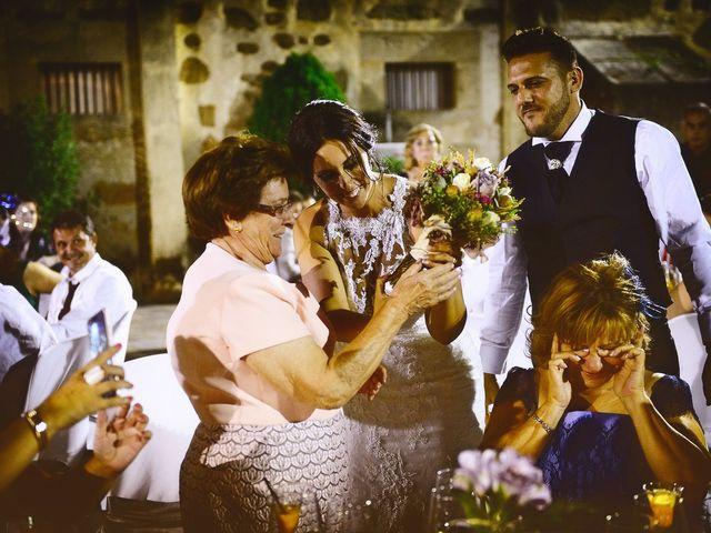 La boda de Juan Carlos y Elena en Plasencia, Cáceres 88