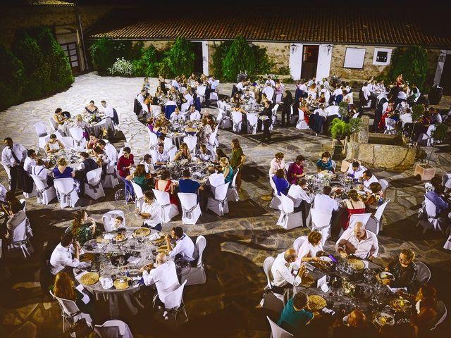La boda de Juan Carlos y Elena en Plasencia, Cáceres 91