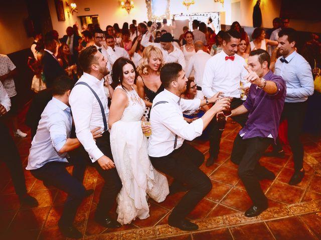 La boda de Juan Carlos y Elena en Plasencia, Cáceres 100