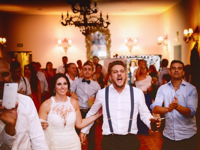 La boda de Juan Carlos y Elena en Plasencia, Cáceres 101