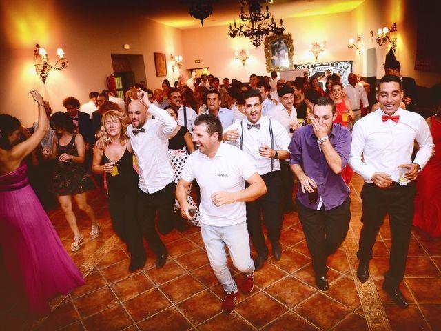 La boda de Juan Carlos y Elena en Plasencia, Cáceres 102