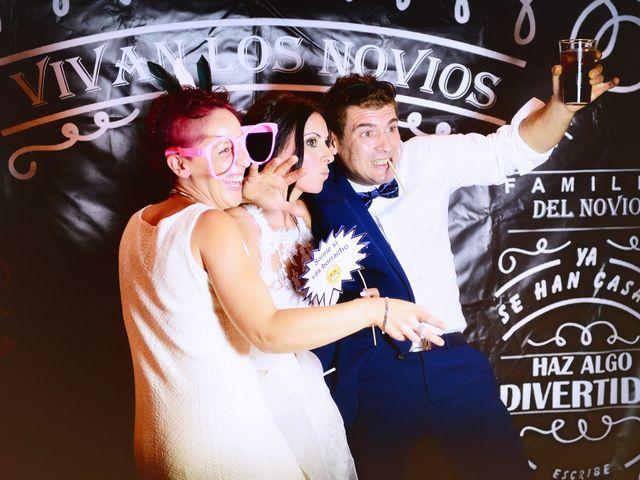 La boda de Juan Carlos y Elena en Plasencia, Cáceres 106