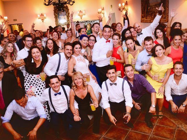 La boda de Juan Carlos y Elena en Plasencia, Cáceres 107