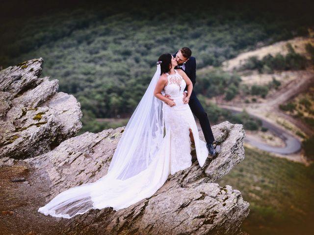 La boda de Juan Carlos y Elena en Plasencia, Cáceres 109