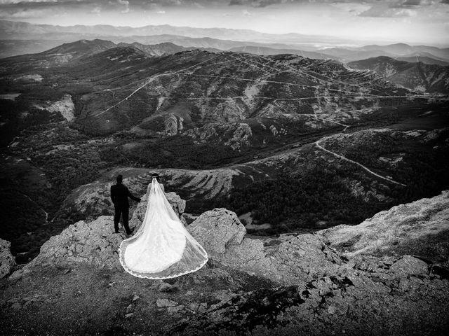 La boda de Juan Carlos y Elena en Plasencia, Cáceres 110