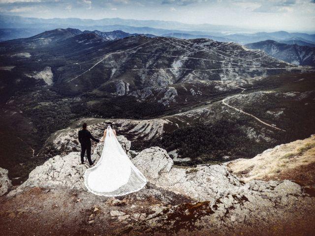 La boda de Juan Carlos y Elena en Plasencia, Cáceres 111