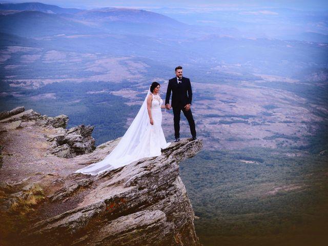 La boda de Juan Carlos y Elena en Plasencia, Cáceres 113
