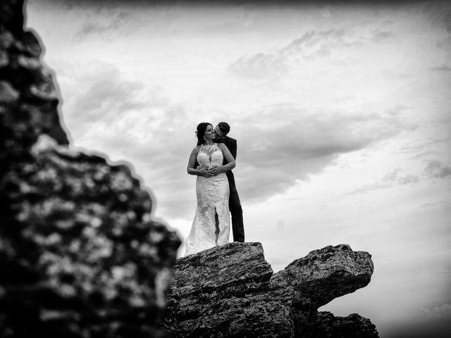 La boda de Juan Carlos y Elena en Plasencia, Cáceres 115