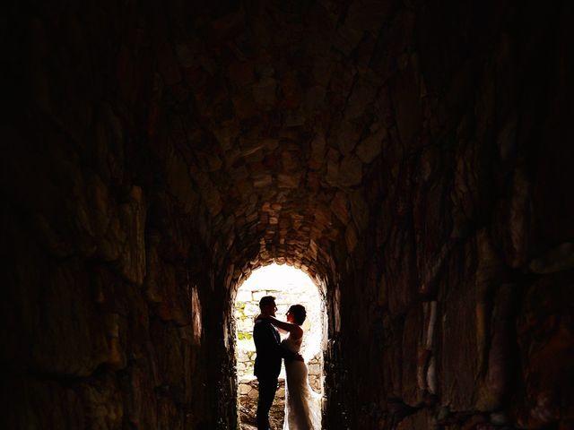La boda de Juan Carlos y Elena en Plasencia, Cáceres 1