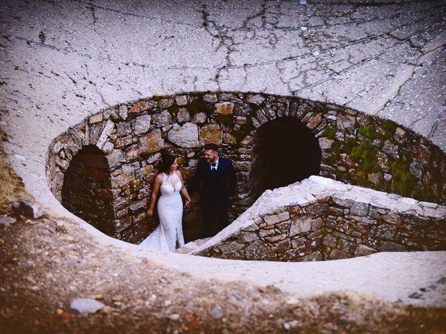 La boda de Juan Carlos y Elena en Plasencia, Cáceres 116