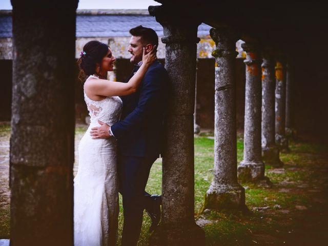 La boda de Juan Carlos y Elena en Plasencia, Cáceres 117