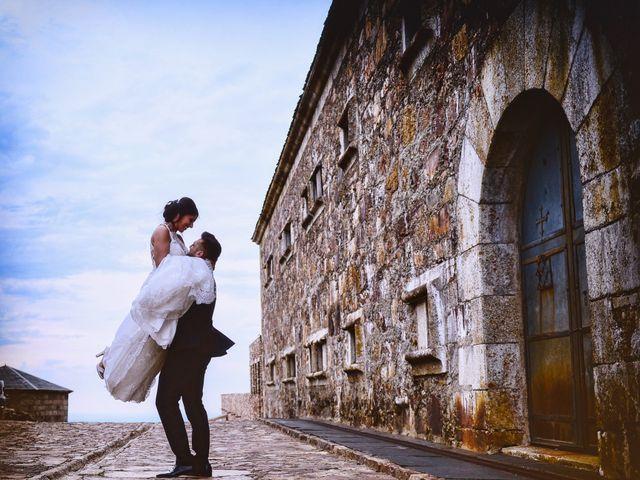 La boda de Juan Carlos y Elena en Plasencia, Cáceres 119