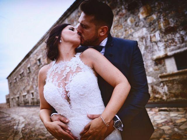 La boda de Juan Carlos y Elena en Plasencia, Cáceres 120