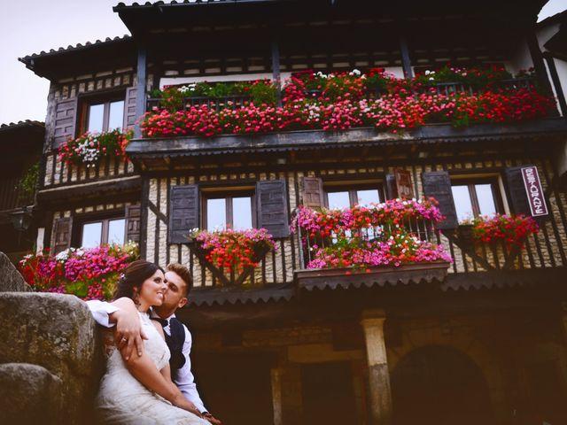 La boda de Juan Carlos y Elena en Plasencia, Cáceres 121