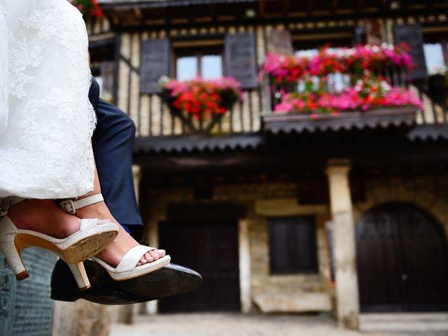 La boda de Juan Carlos y Elena en Plasencia, Cáceres 122