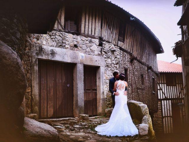 La boda de Juan Carlos y Elena en Plasencia, Cáceres 123