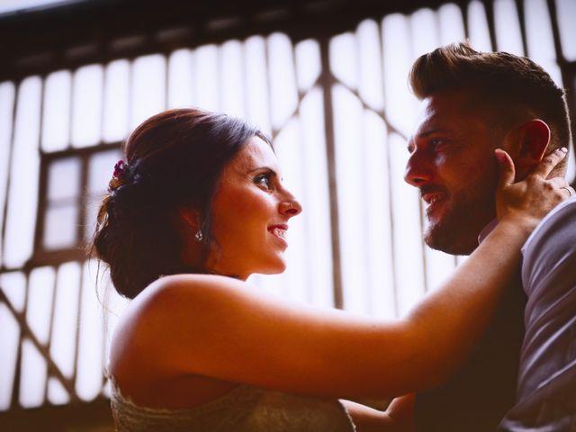 La boda de Juan Carlos y Elena en Plasencia, Cáceres 124