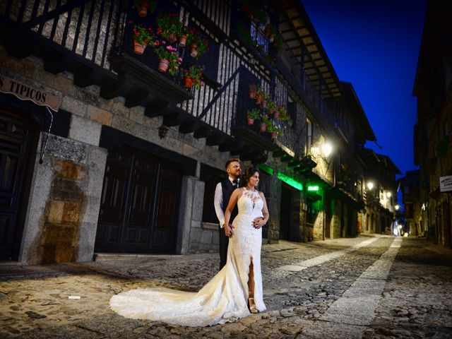 La boda de Juan Carlos y Elena en Plasencia, Cáceres 128